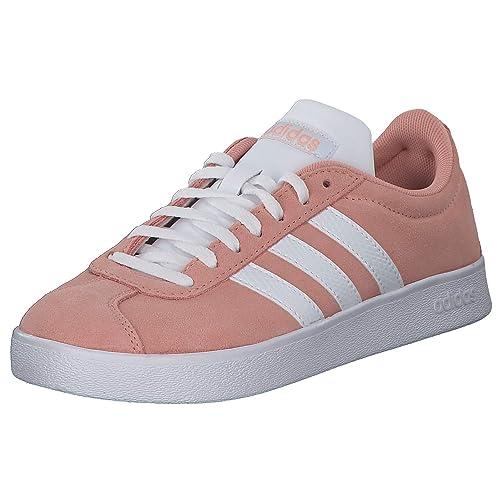 Calzado Deportivo para Mujer, Color Rosa, Marca ADIDAS, Modelo Calzado  Deportivo para Mujer ADIDAS VL Court 2.0 Rosa