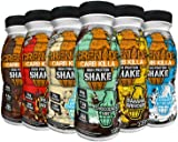 Grenade Carb Killa 330 ml Mixed Flavours High Protein Shake Bottles - Pack of 10