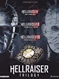 Hellraiser Trilogy (3 Dvd) [Italia]