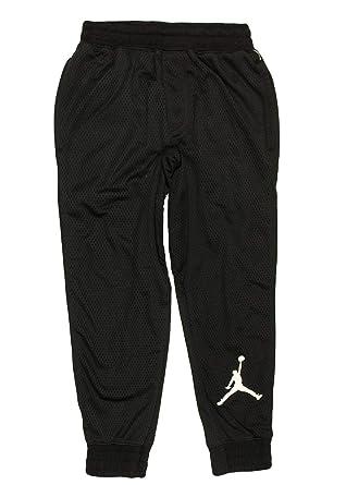 7218979875eb28 Amazon.com  Jordan Boys  Air More Than Mesh Joggers Pants  Clothing