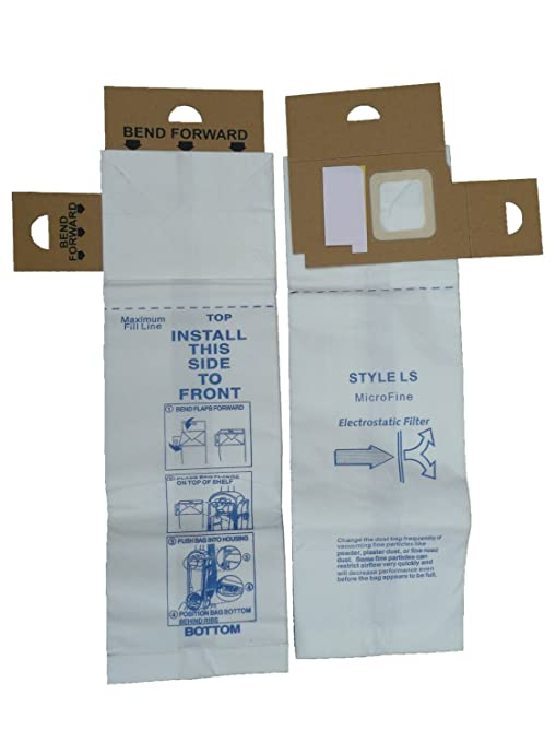Amazon.com: 6 bolsas de tipo de Eureka LS Sanitaire ...