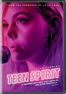 Book Cover: Teen Spirit
