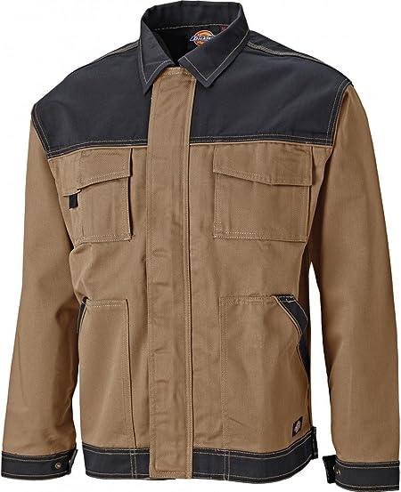 Dickies IN30010 KBK M Industry300 Veste de travail Taille M Kaki//Noir