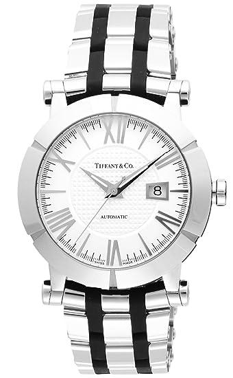 super popular 6f87c 92173 Amazon | [ティファニー] 腕時計 Atlas Gent シルバー文字盤 ...