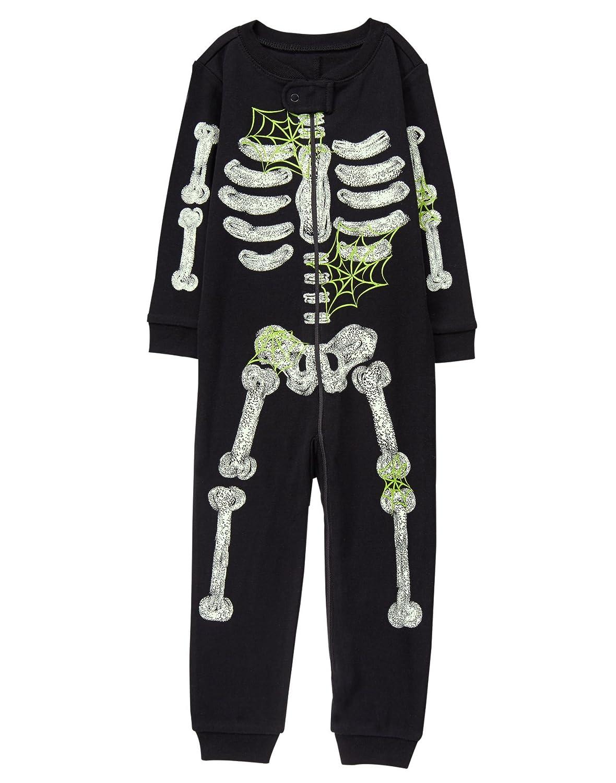Gymboree Boys' Toddler 1 Piece Cotton Tight-fit Pajamas