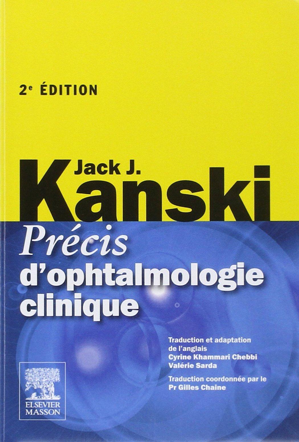 Jack J Kanski Pdf