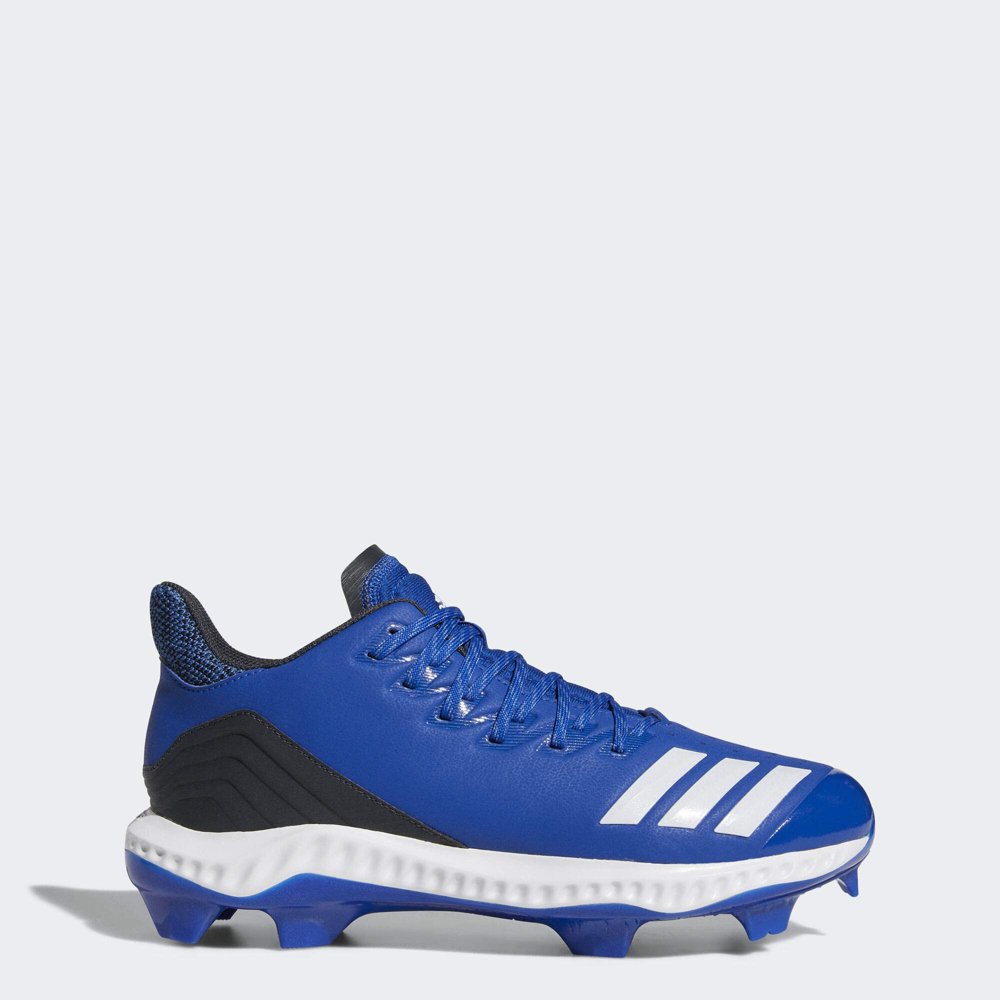 adidas Men's Icon Bounce TPU, Collegiate Royal/White/Carbon 10.5 M US by adidas