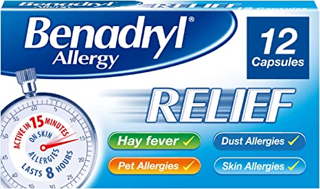 does benadryl work better when you are dieting