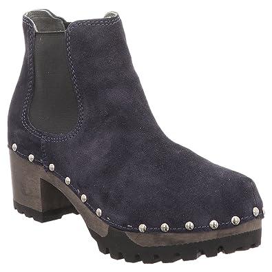 quality design 9259d ab6db Softclox S3358 Isabelle - Damen Schuhe Stiefeletten - dark ...
