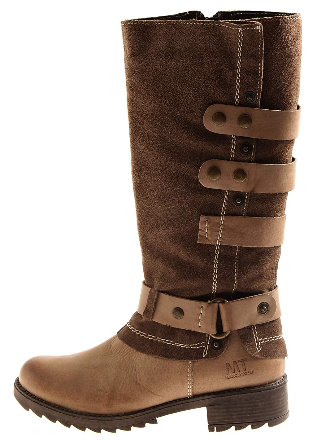 Schuhe & Handtaschen MARCO TOZZI 2 25635 Damen Winterstiefel