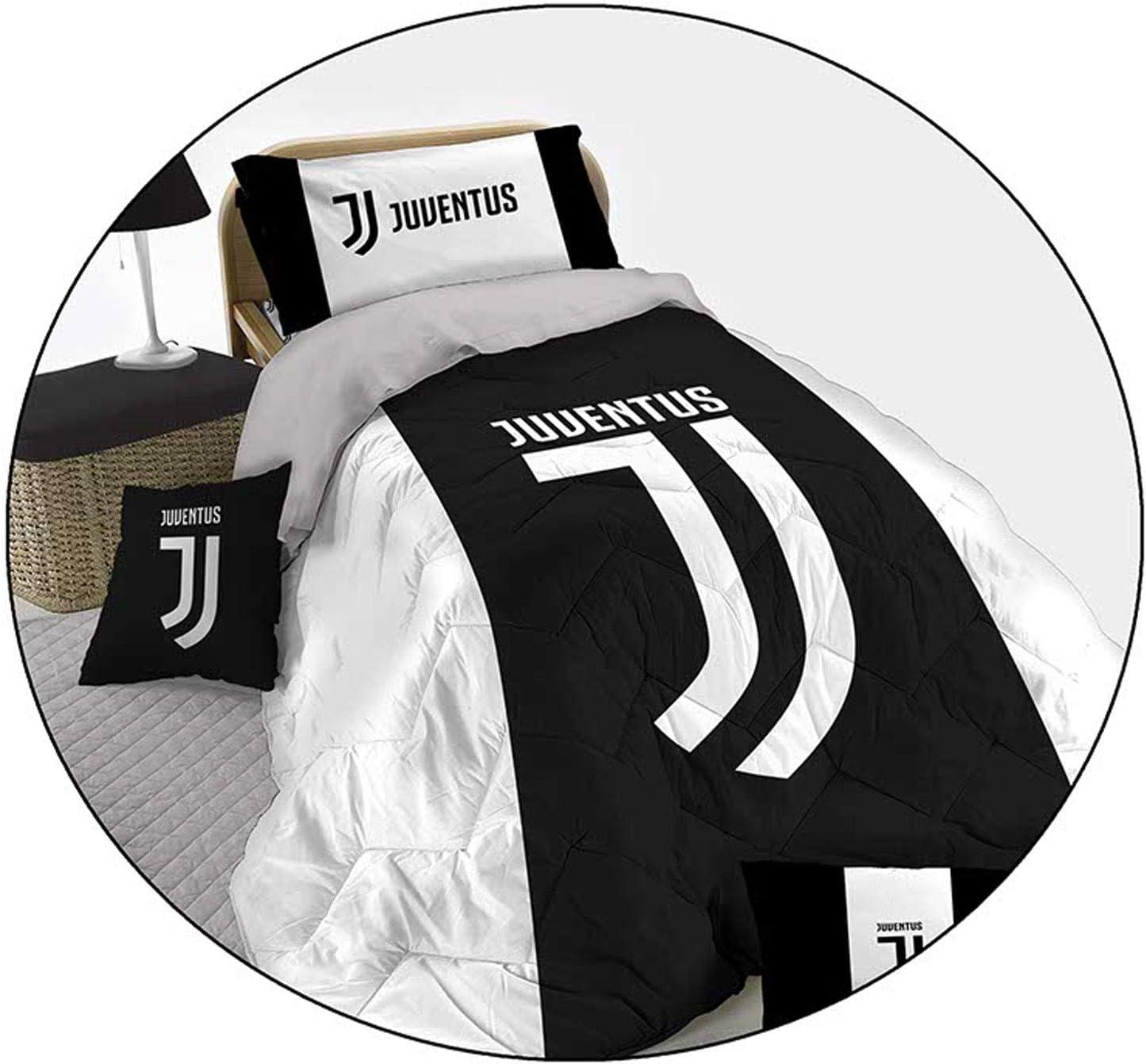 Piumone Juventus Matrimoniale.F C Juventus Piumone Trapunta In Cotone Singolo Una Piazza E