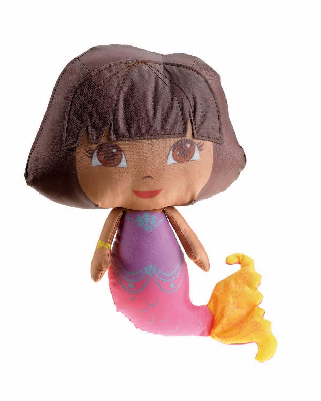 Fisher-Price Bathtime Mermaid Dora