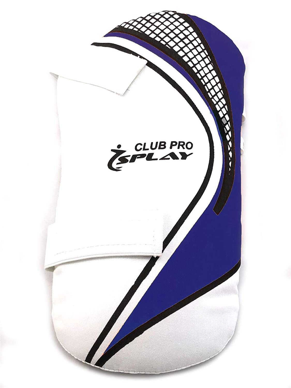 Splay Cricket Thigh Guard Thigh Pad for Left Right Club Pro Cricket Protection
