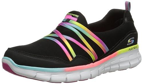 Skechers Synergy-Scene Stealer, Zapatillas para Mujer, BMLT, 40 EU: Amazon.es: Zapatos y complementos
