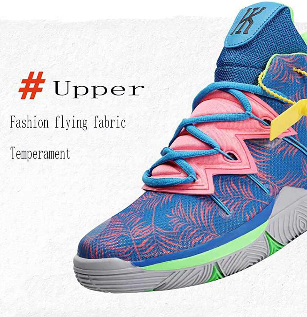 Basketball Shoes Men's high-top Sports Shoes Student Combat Boots Outfield Sneakers Figure 5