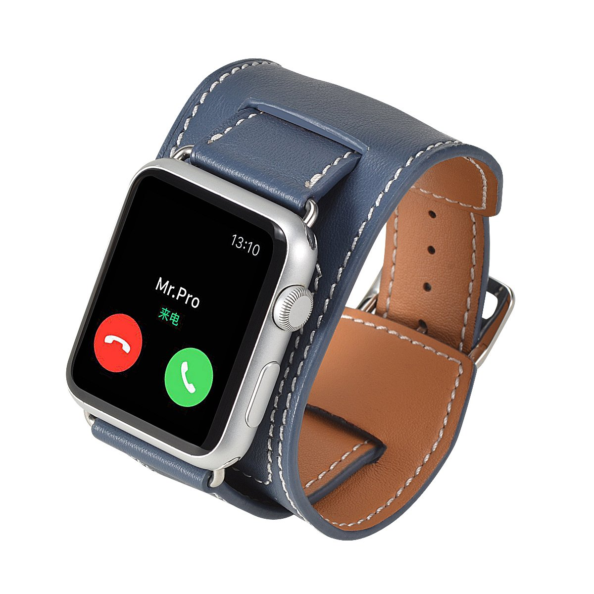 Double tour Apple watch band