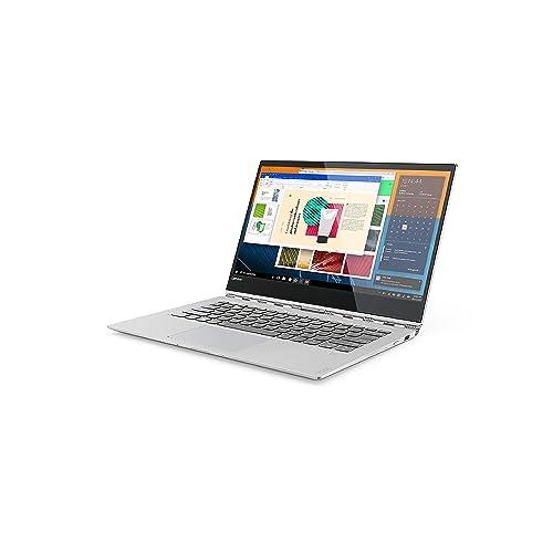 Lenovo Yoga 920 13IKB Ordenador portátil táctil convertible 13 9 FullHD Intel Core i7 8550U 8GB RAM 512GB SSD Intel Graphics 620 Windows 10 plata Teclado QWERTY Español