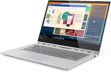 Lenovo Yoga 920-13IKB - Ordenador portátil táctil convertible 13.9 ...