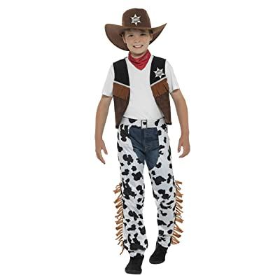 Smiffy's Texan Cowgirl Costume: Clothing