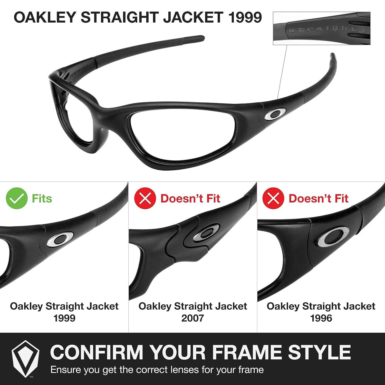 oakley straight back lenses