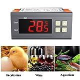 Jaybva Digital Temperature Controller for Freezer