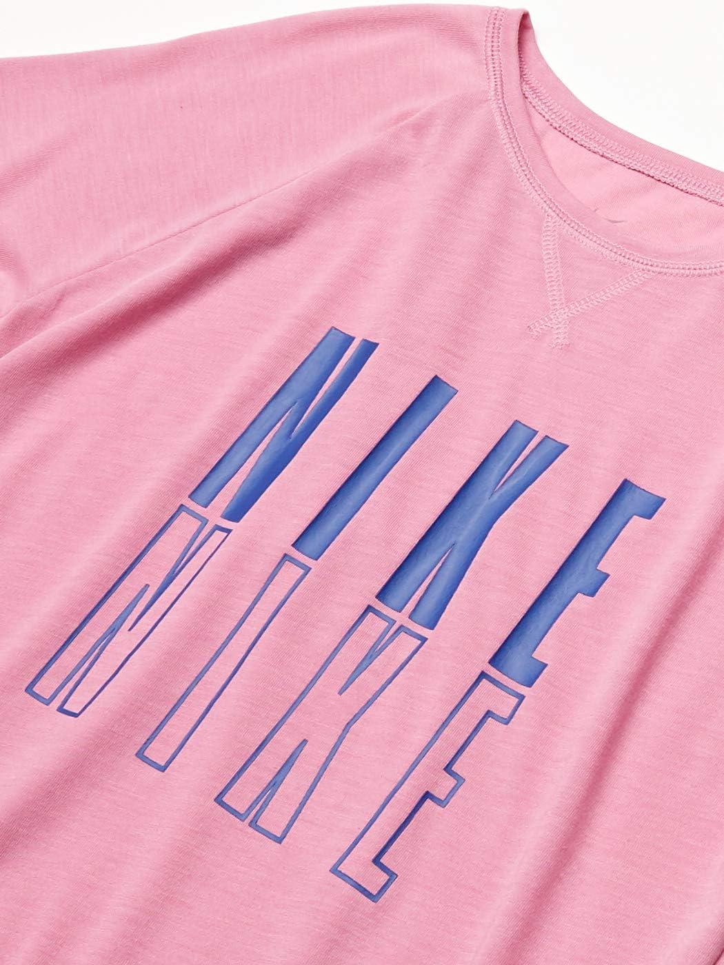 Camiseta de Manga Corta Ni/ñas NIKE G Nk SS Trophy GFX Top