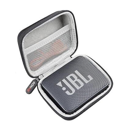 Hart Reise Fall Case Tasche für JBL JBLGO2BLK GO2 Tragbarer Bluetooth-Lautsprecher by AONKE