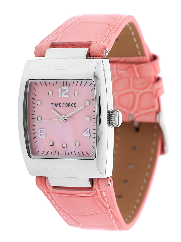 Time Force Damen Armbanduhr Istena Rosa TF4083L11