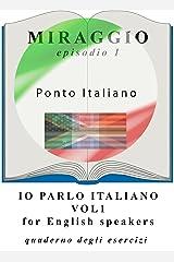 Italian grammar exercises (A1 - B2): (italian notebook) (Italian Edition) Kindle Edition