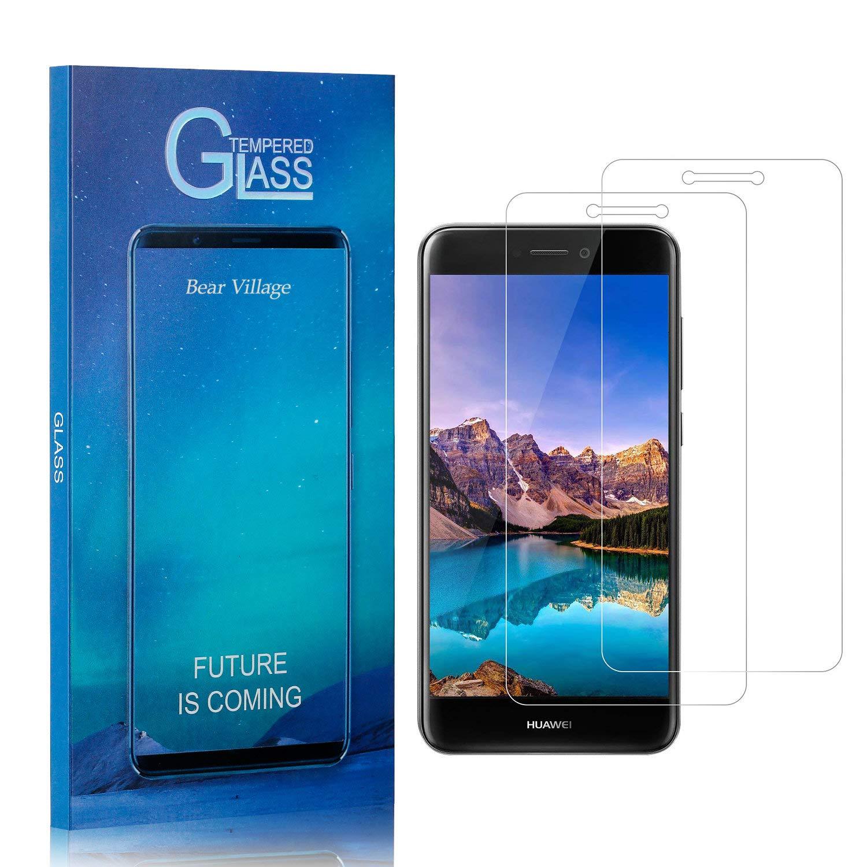 9H H/ärtegrad Displayschutz Bear Village/® Displayschutzfolie f/ür Huawei Honor 8X 3 St/ück 3D Touch Schutzfilm aus Geh/ärtetem Glas f/ür Huawei Honor 8X Keine Luftblasen