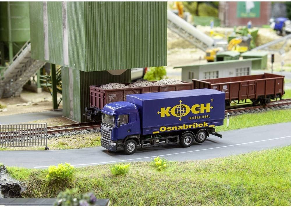HERPA Faller H0 FA LKW Scania R 13 HL Koch