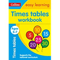 Times Tables Workbook Ages 5-7: Ideal for Home Learning