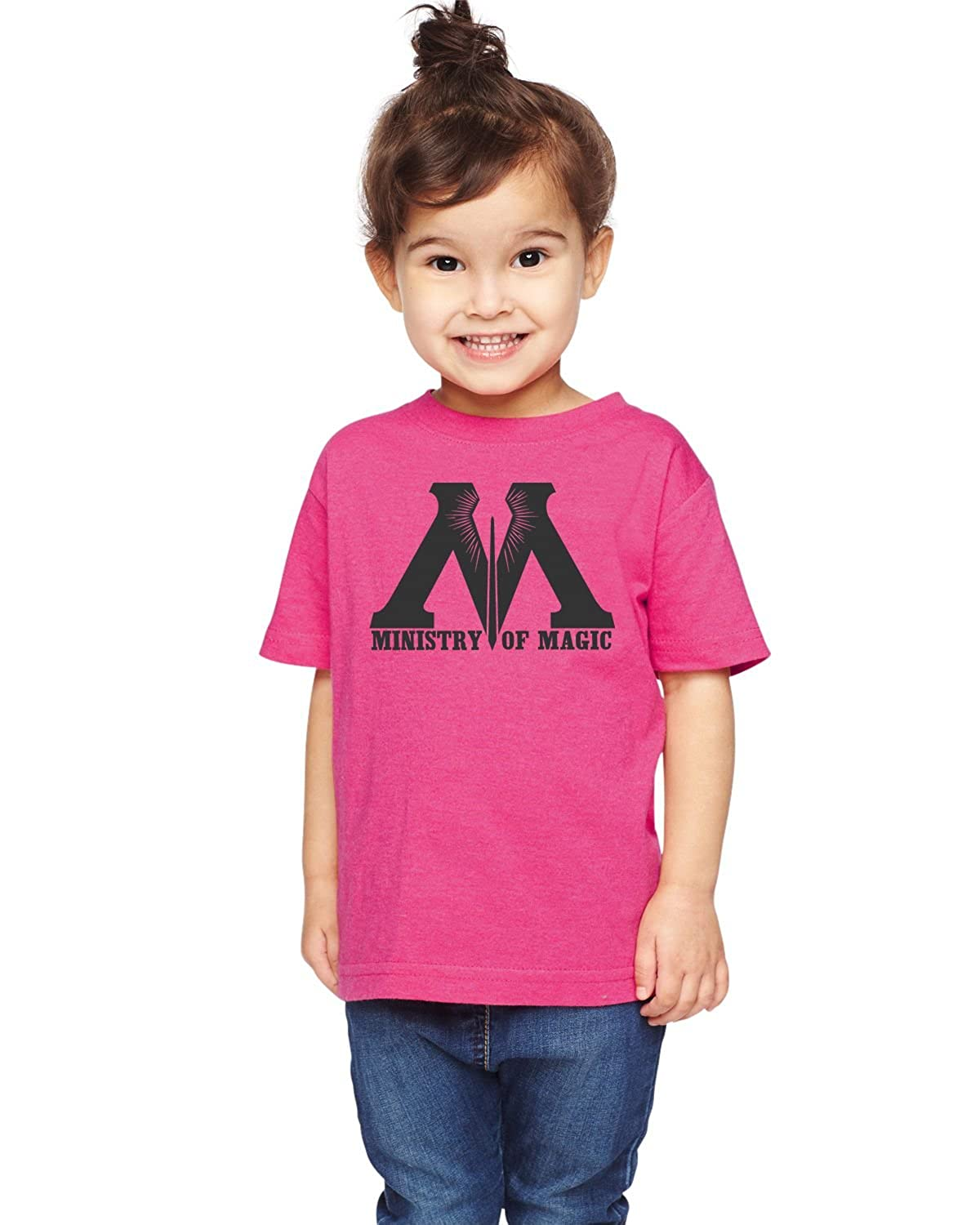 Brain Juice Tees Ministry Of Magic Harry Potter Unisex Toddler Shirt