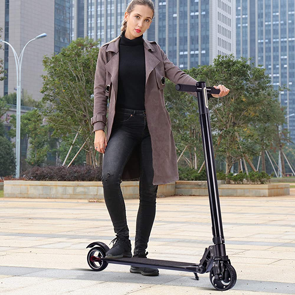 Comprar Smarthlon E-Scooter-Patinete Eléctrico Plegable,de 6 Pulgadas,25km/h,Juventud Adultos Unisex