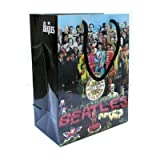 Beatles Sgt Pepper Gift Bag Glossy Coated Heavy