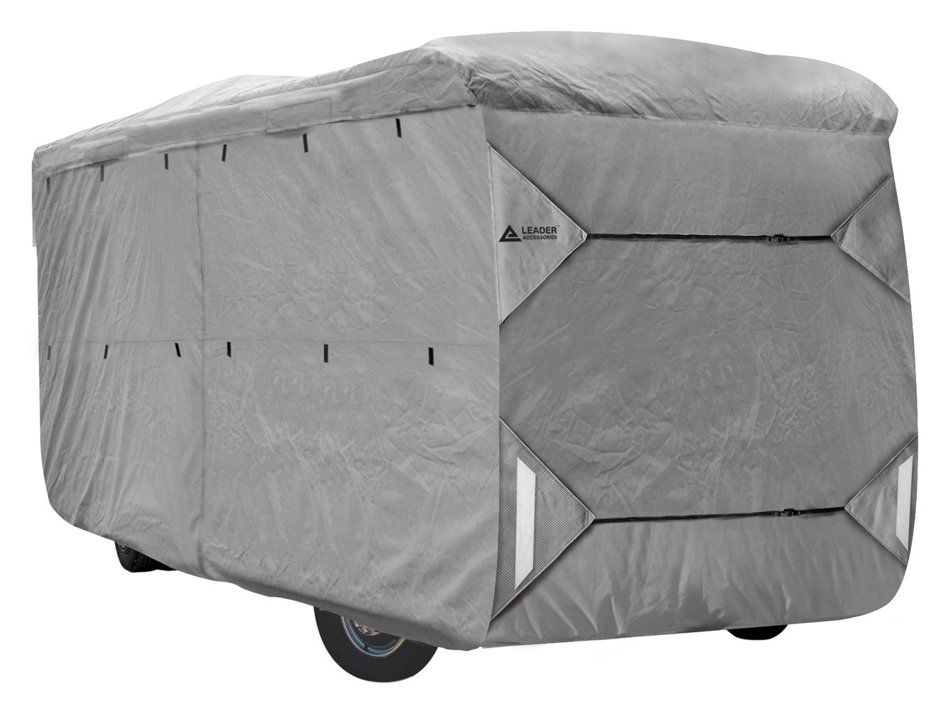 Leader Accessories Class A RV Cover Fits 33-37 Motorhome Polypropylene 453 106 120