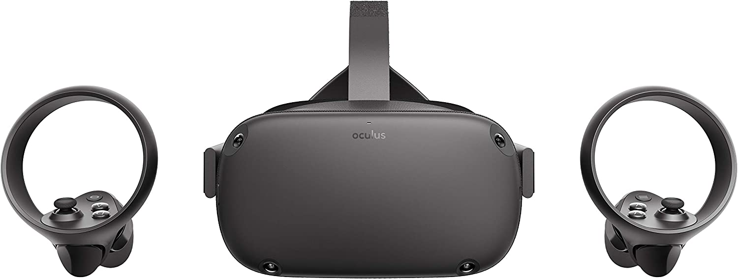 Amazon com: Oculus Quest All-in-one VR Gaming Headset – 64GB: PC