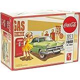 AMT 1953 Ford Victoria Hardtop w/Coca-Cola Machine 1:25 Scale Model Kit