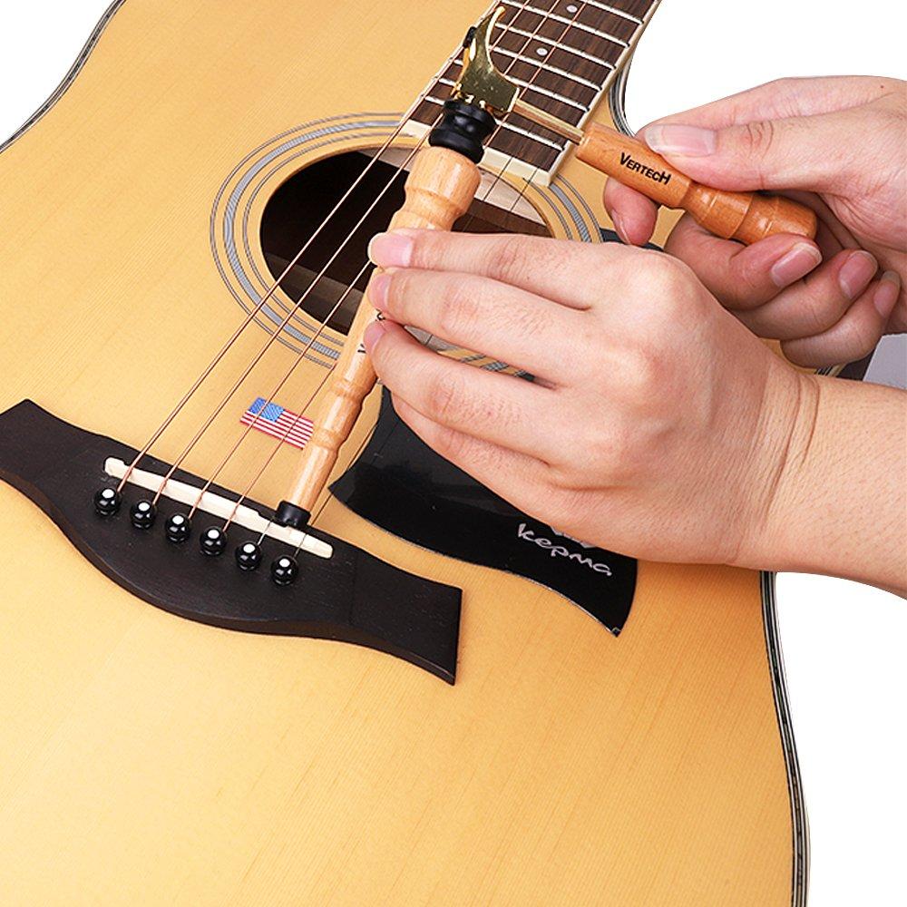 Professional Acoustic Guitar Repair Tools Guitar Maintenance Kit by Guitar and Bass Tools (Image #7)