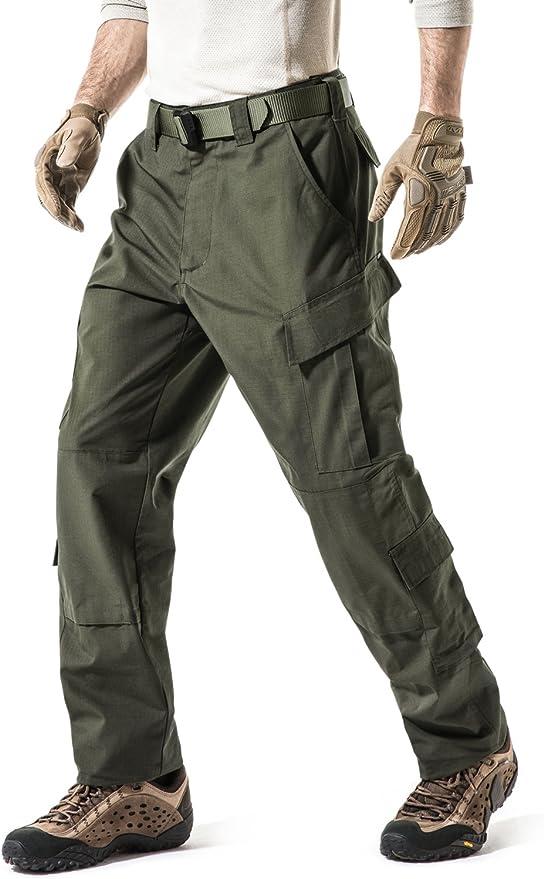 CQR Tactical Military Combat Pants