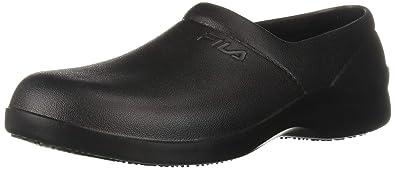7f3816f2f2 Fila Men's Galvanize Slip Resistant Work Shoes Hiking