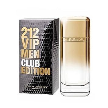 41bfdcd5db Amazon.com   CAROLINA HERRERA 212 VIP Club Edition Eau De Toilette Spray  for Men