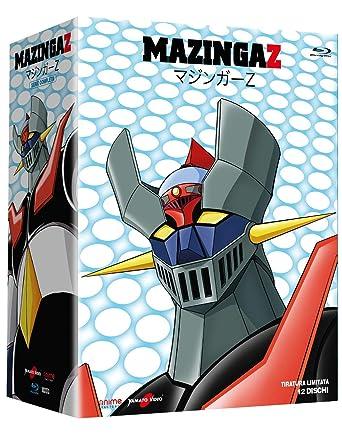 Mazinga z-la serie completa-esclusiva amazon (box set) (12 blu ray) B07W5JL2S4