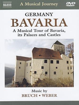 Amazon com: Naxos Scenic Musical Journeys Bavaria A Musical