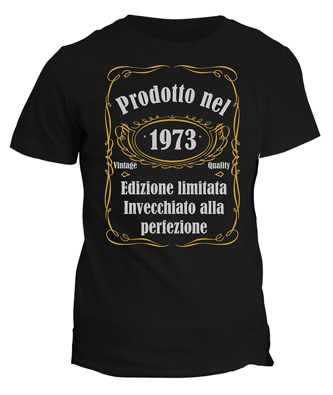 fashwork Tshirt Divertido Producto en 1973 Envejecido Alla ...