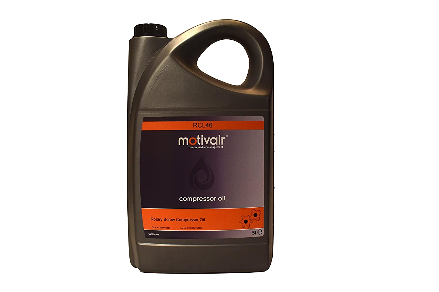 Motivair OP-RCL46-5L Motivair Screw Oil, 5 L