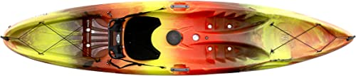 Perception Tribe 11.5 Sit on Top Kayak Recreational Kayak 11 5