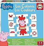 Peppa Pig - Aprendo Los Colores, juego educativo (Educa Borrás 16225)