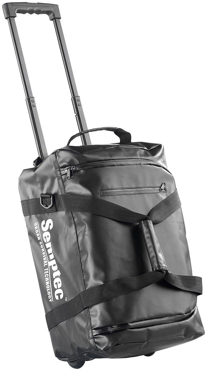 Trolley bagage cabine en toile de bâche lNlxBIHr2