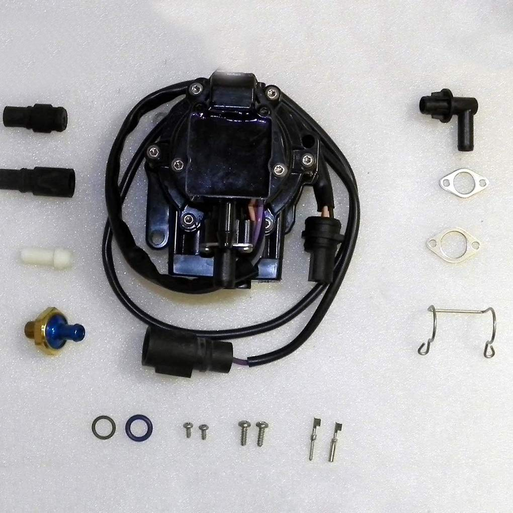 Topker Replacement for Johnson Evinrude OMC VRO Fuel/Oil Injection Pump Kit 5007421 Boat Accessories by Topker (Image #4)